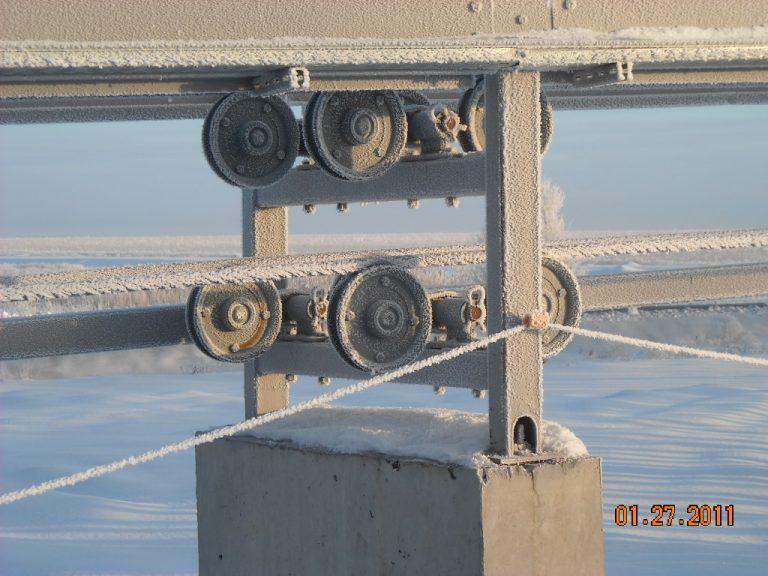 2011 Site at Minus 23 degrees C (3)